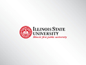 Illinois State - Gray PowerPoint thumbnail