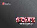 ISU Seal - Grey PowerPoint thumbnail