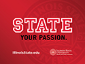 STATE your passion PowerPoint thumbnail