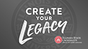 Create Your Legacy Grey PowerPoint thumbnail