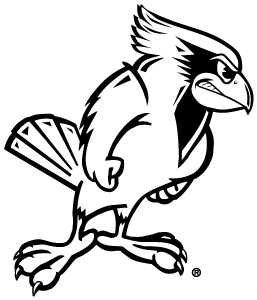 Secondary body black and white logo